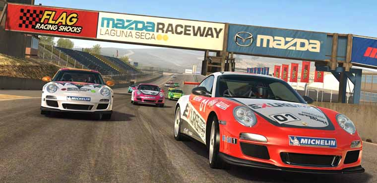 Real Racing 3 para iOS