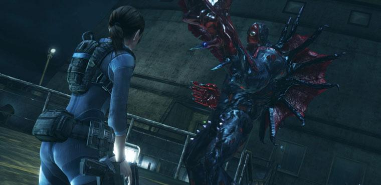 Resident Evil Revelations para Wii U