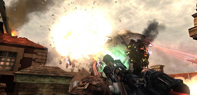 Nuevos detalles sobre el multijugador de 'Resistance: Burning Skies'