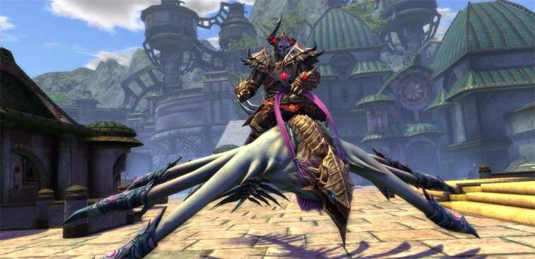 Lanzamiento de 'Rift Storm Legion', la esperada expansión de 'Mmorpg Rift'