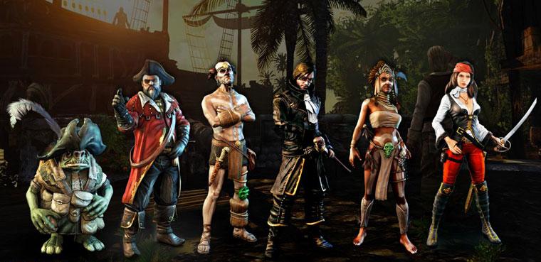 Risen 2: Dark Water-PS3-PC-Xbox 360