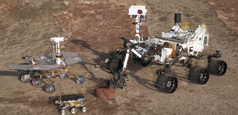 Microsoft retransmitirá la llegada del Rover a Marte
