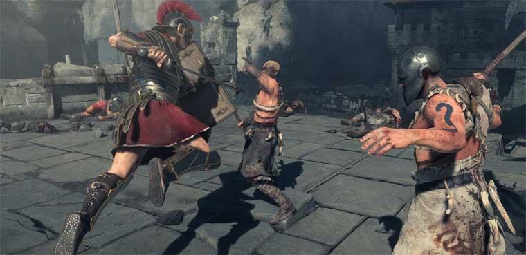 Crytek nos desvela que hay detrás de 'Ryse: Son of Rome' / Xbox One