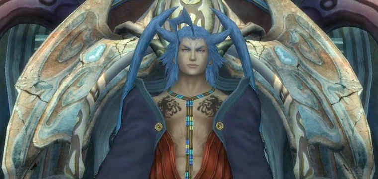 Seymour, personaje de Final Fantasy X