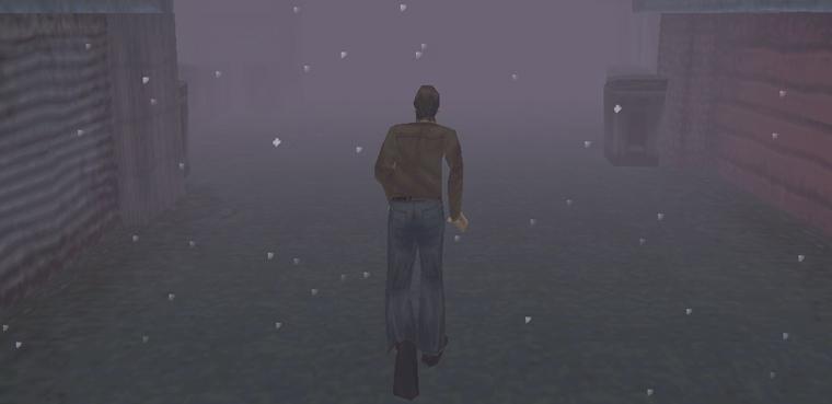 Silent Hill PSX