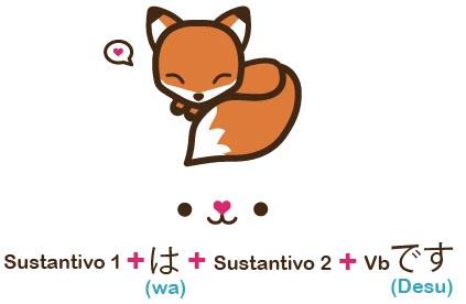 sintaxis basica en japones