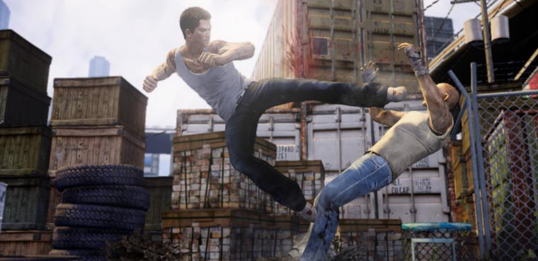 Sleeping Dogs para PC, PS3 y Xbox 360
