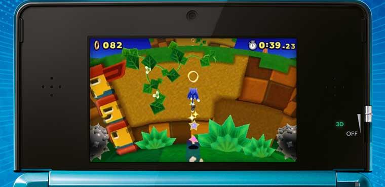 'Sonic Lost World' características exclusivas para Wii U y 3DS