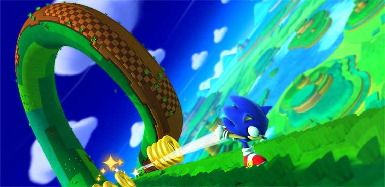 'Sonic: Lost World' características exclusivas para Wii U y 3DS