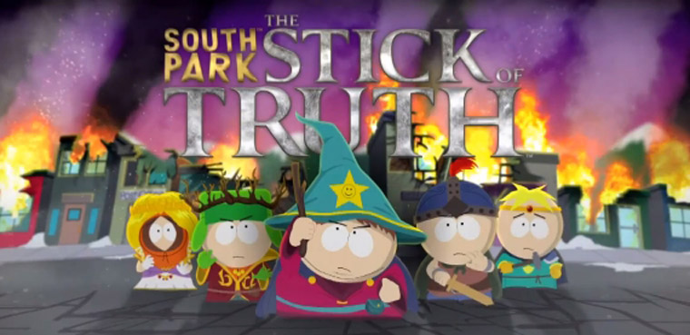 [E3 2012] El Rpg de South Park se llama 'The Stick of True'