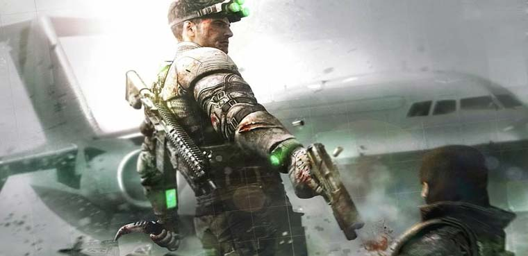 Splinter Cell Blacklist para PC, PS3, Wii U y Xbox 360