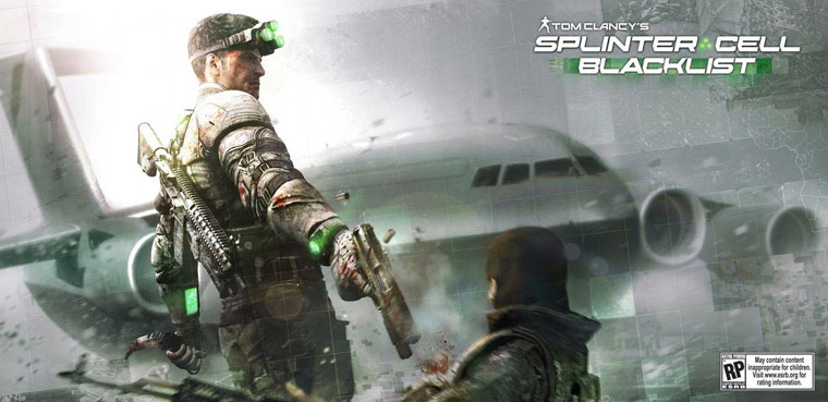 Splinter Cell Blacklist para Xbox 360, PS3, Wii U, PC