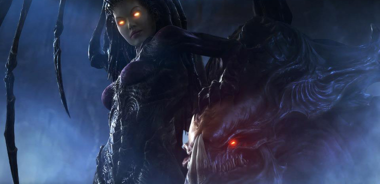 Starcraft II: Heart of the Swarm Mac PC