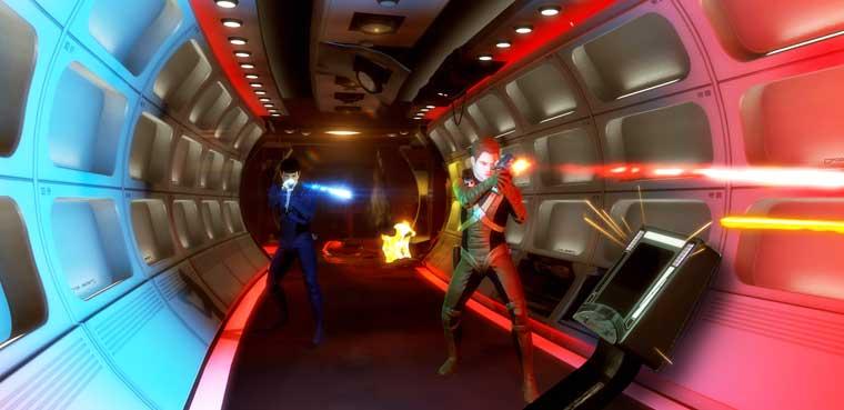 'Star Trek' llega el 26 de Abril / PC, PS3 y Xbox 360