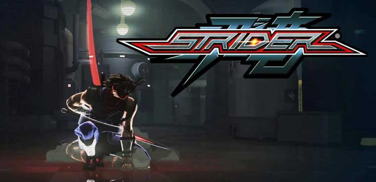 Strider PS3 PS4 Xbox One Xbox 360