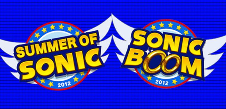 anunciados sonic boom y summer of sonic