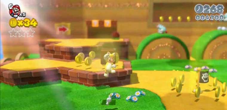 [E3 2013] Nintendo presenta 'Super Mario 3D Worlds'