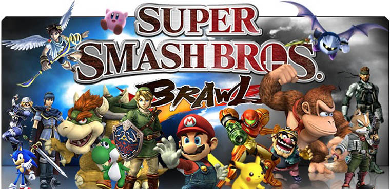 Super Smash Bros'