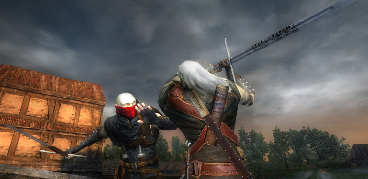 'The Witcher' para Xbox 360 y PC