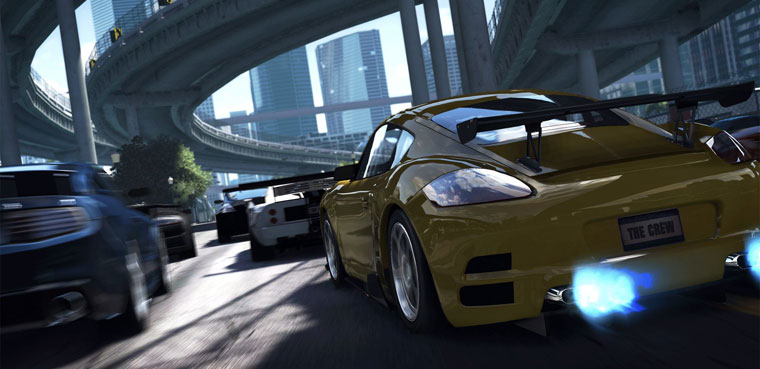 The Crew para PS4 y Xbox One