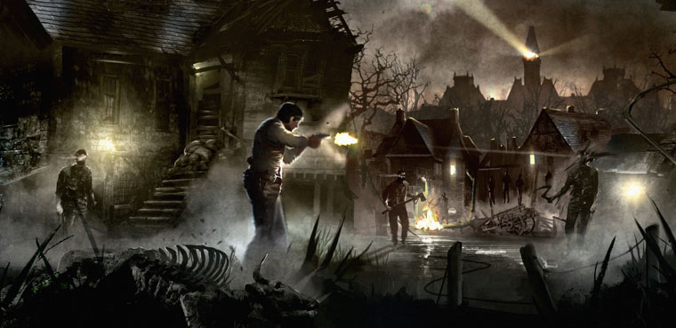 The Evil Within para PC, PS3, Xbox 360, PS4, Xbox 720