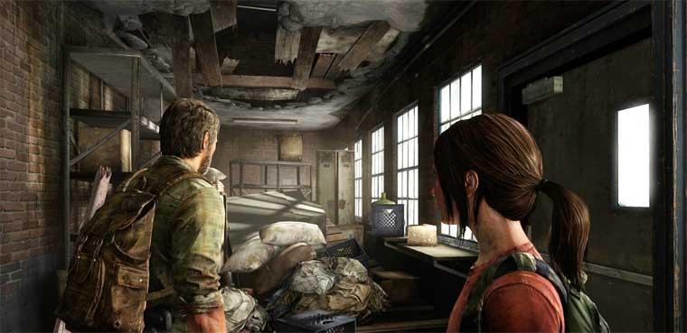'The Last of Us' nos muestra su desarrollo en el primer diario / PS3