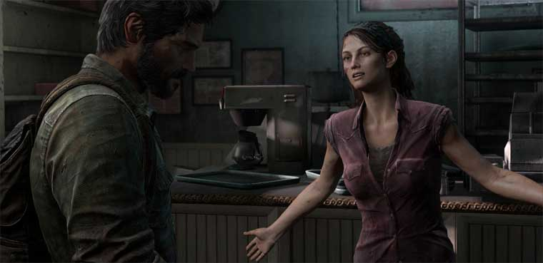 The Last of Us nos presenta a sus protagonistas / PS3