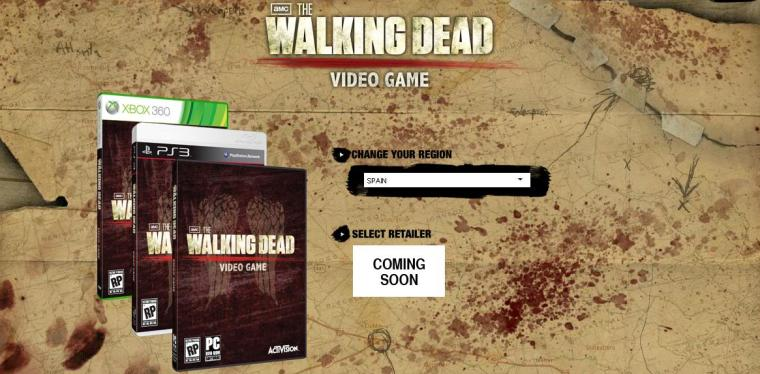 The Walking Dead - PC, PS3, Xbox 360