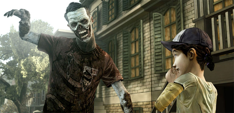 Anticipo del 4º capítulo de la serie:'The Walking Dead' / iOs, PC, Mac, PS3, Xbox 360