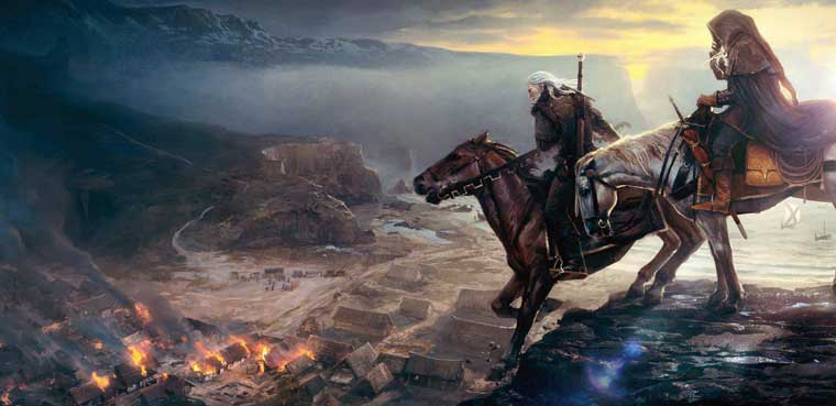 The Witcher 3: Wild Hunt para PC, PS3 y Xbox 360