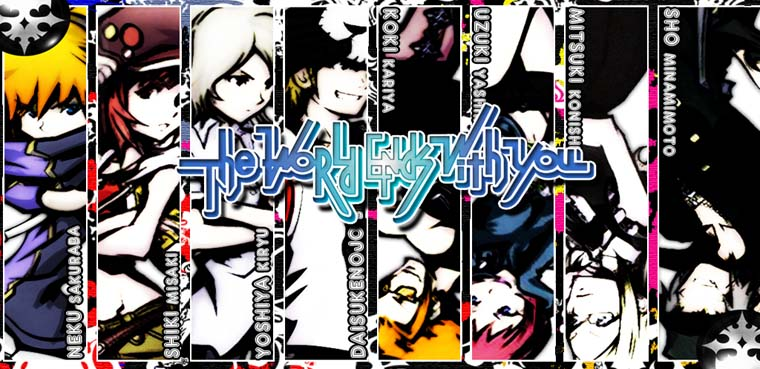The World Ends With You - iOS