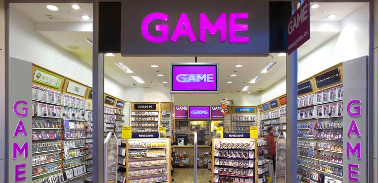 GAME cerrará todas sus tiendas en Australia