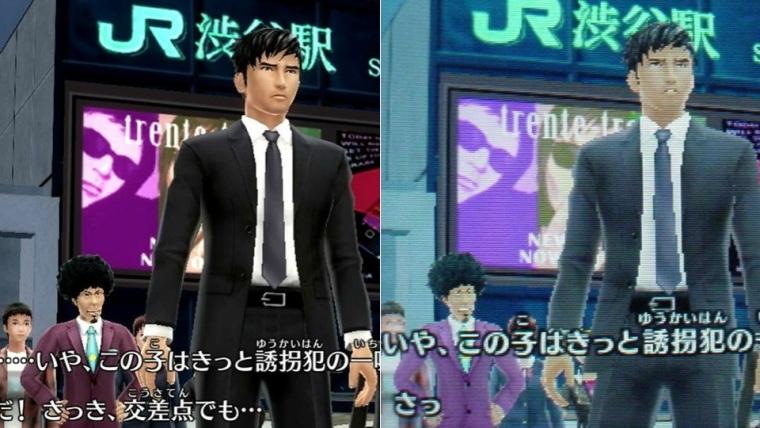 Time Travelers - PS Vita vs. 3DS