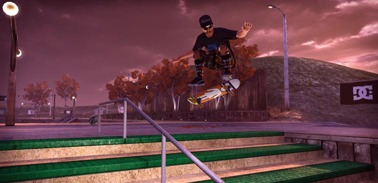 Tony Hawk's Pro Skater HD - PS3 y Xbox 360
