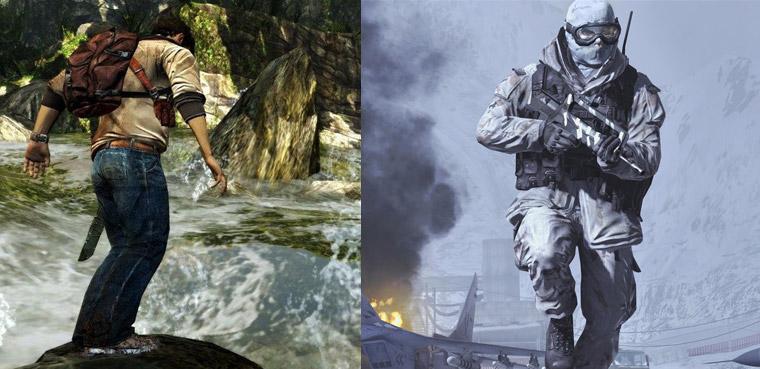 Los juegos más vendidos en España en febrero de 2012