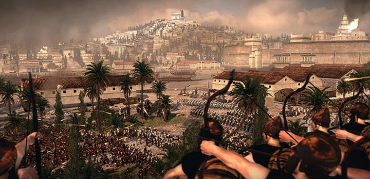 Total War: Rome 2 para PC