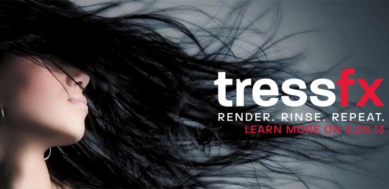 AMD - TressFX