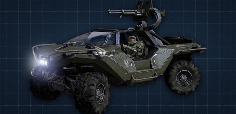 'Warthog', el 4º corto de acción de la serie 'Halo 4: Forward Unto Dawn'
