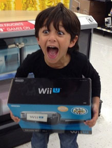 Wii U illusion