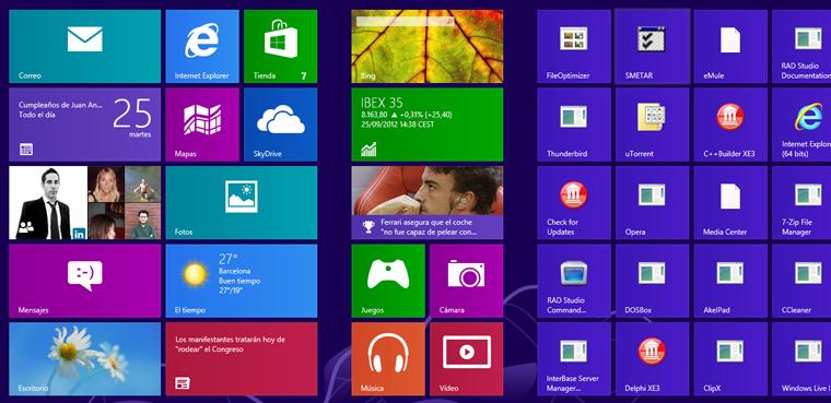 PC Windows 8