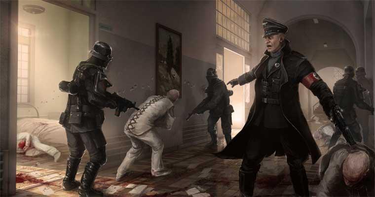 Wolfenstein: The New Order llega a finales de año a Next-Gen / PS3,PS4,Xbox 360, PC,Nueva Xbox