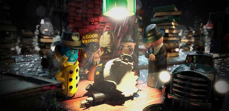 'Wonderbook': Diggs Detective Privado / PS3