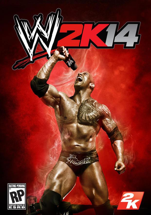 WWE 2K14 para Xbox 360 y PS3
