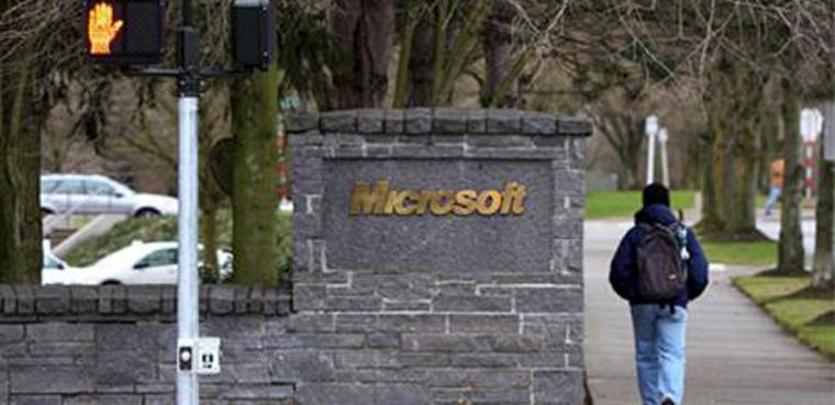 Microsoft - sede en Redmond