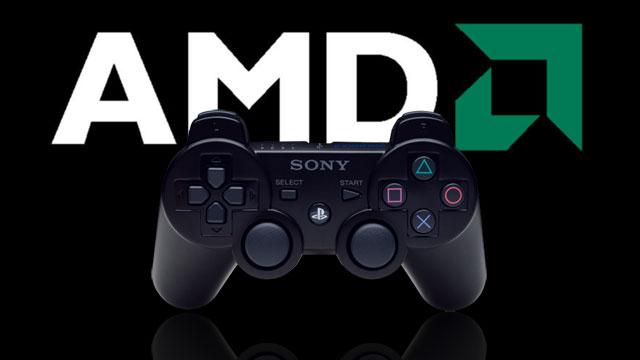 Xbox 720 Sony AMD