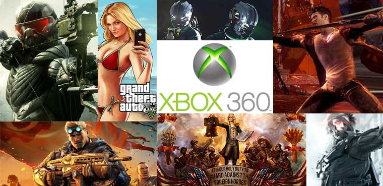 Último año Xbox 360