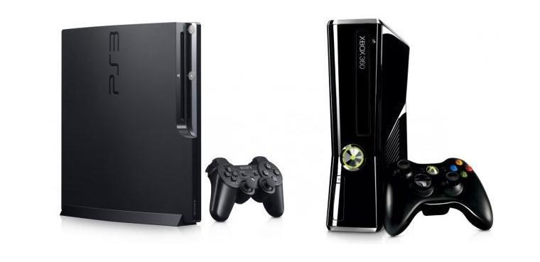 Xbox 360, PS3