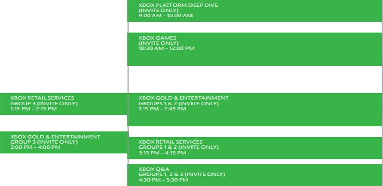 'Xbox 720' se mostrará internamente en un evento organizado por Microsoft