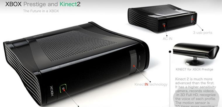 'Xbox 720' se mostrará internamente en un evento de Microsoft