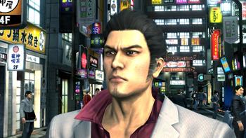 Yakuza 5 PS3